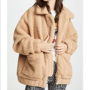I.AM.GIA Pixie Coat in Camel